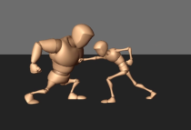Fight Sequence Animation